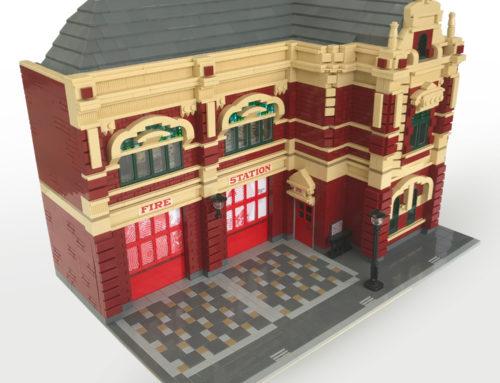 Former Bendigo Fire Station